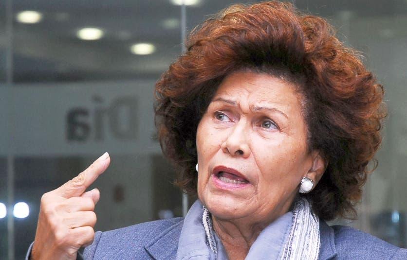 Zoila Martínez. Archivo