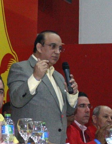 Reformistas dicen Antún Batlle dirige PRSC como si fuera una herencia familiar