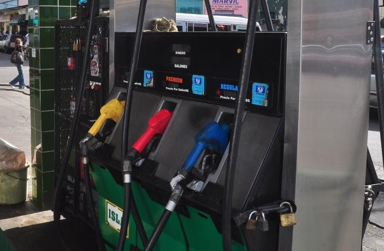 El galón de  gasolina Premium costará RD$205.8, y  la Regular  RD$190.20 .