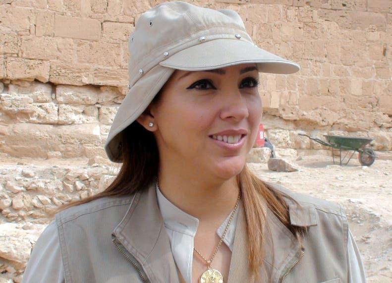La arqueóloga dominicana Kathleen Martínez lleva 10 años en la búsqueda de la tumba de Cleopatra.