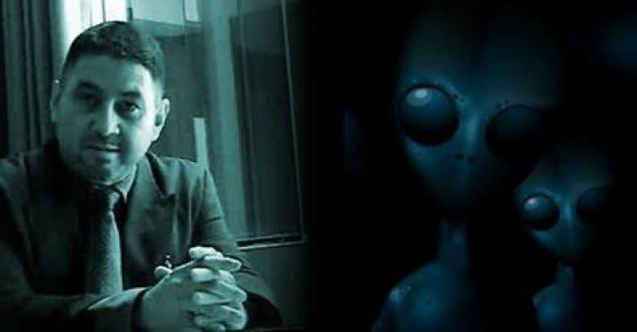 Reinaldo- ufologo-extraterrestre