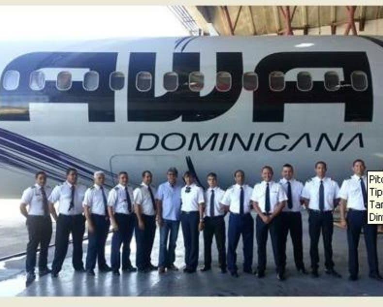 La línea aérea  Pawa Dominicana aún no ha dado a conocer oficialmente la noticia en la que se especificaría la fecha exacta en la que comenzarán los vuelos y la frecuencia de los mismos, pero una fuente de la compañía indicó que la ruta comenzaría a operar en el último trimestre de 2017.