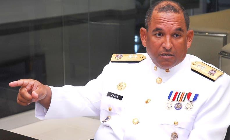 Al menos 200 aspirantes a marineros ingresan a la Armada Dominicana