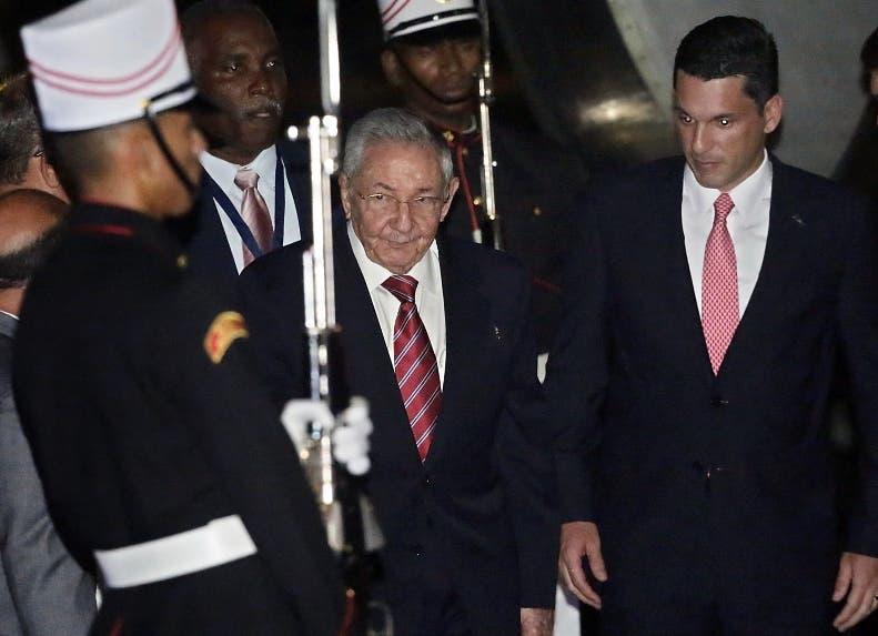 PANAMA-AMERICAS-SUMMIT-CASTRO