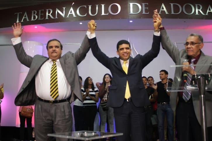 Sánchez, Dío Astacio y Molina Rosario