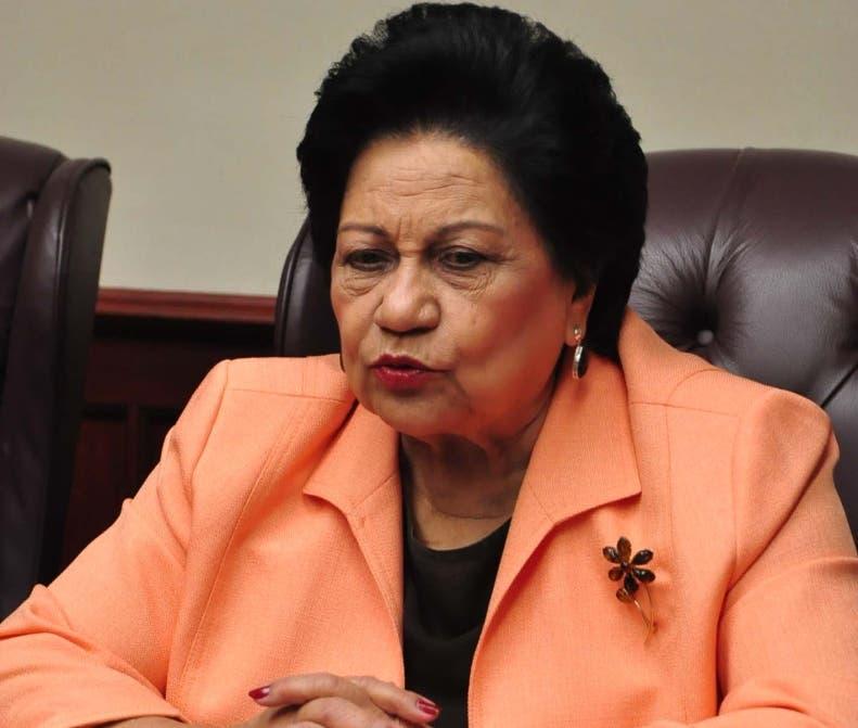 Ministra Ligia Amada Melo aclara no le negó beca a politóloga por afro