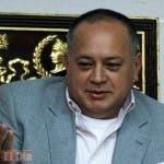 Diosdado Cabello.  Foto de archivo.