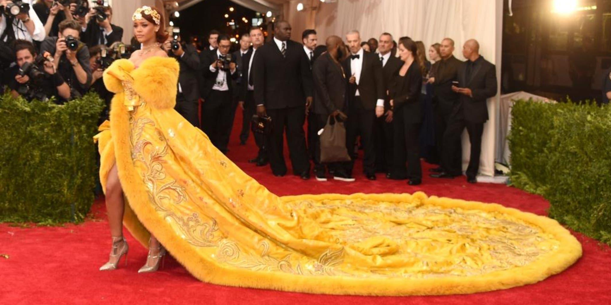 La Gala Met de NY pasarela de famosos
