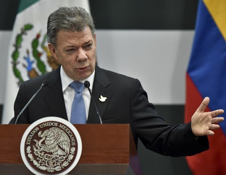 MEXICO-COLOMBIA-PENA NIETO-SANTOS