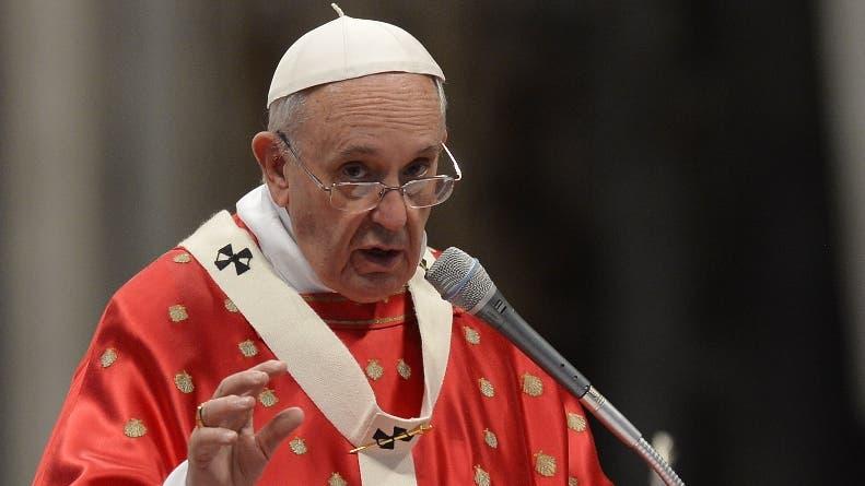 El papa Francisco. Foto de archivo