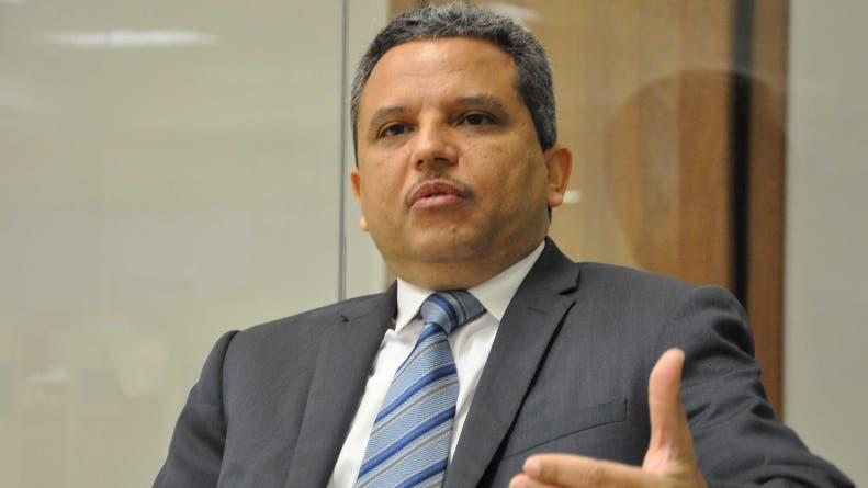 Fidel Santana, diputado del Frente Amplio.