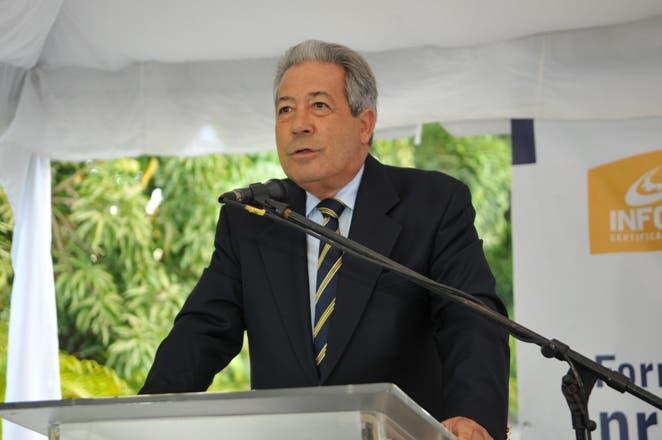 Rafael Blanco Canto expone en el INFOTEP