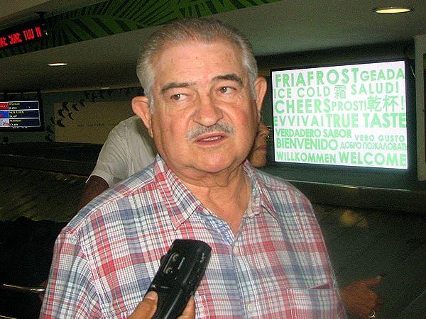 Presidente del Grupo Ramos-La Sirena