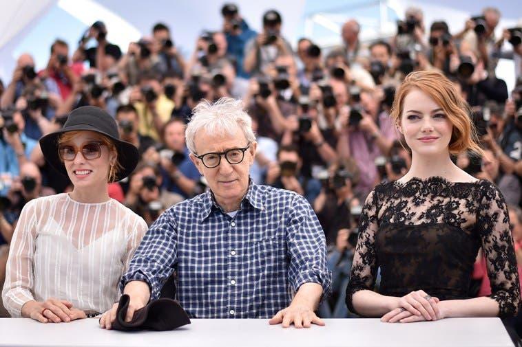 Woody Allen analiza la irracionalidad del ser humano en Cannes