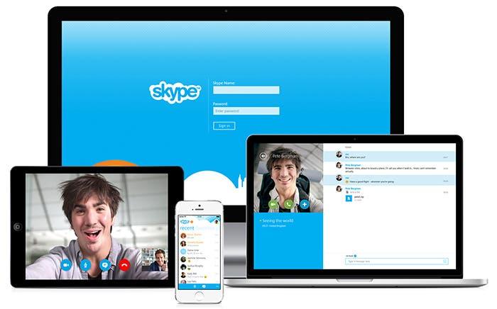 Traductor de Skype
