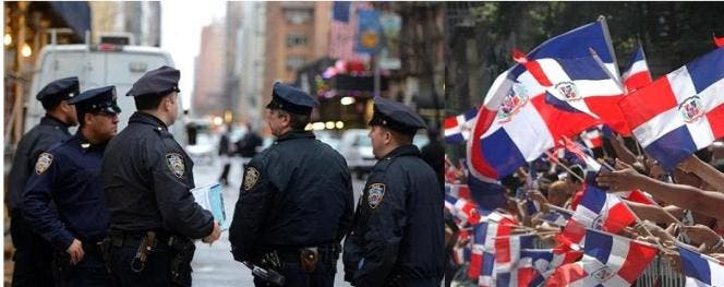Dominicanos en Nueva York piden reforzar vigilancia policial en vecindarios