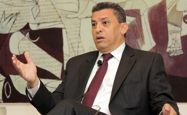 Fernando Fernández, exdirector de Aduanas.