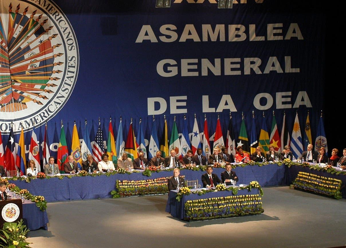 OEA aprueba envío de misión para analizar crisis política en Haití
