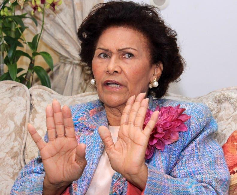Zoila Martínez Guante, defensora del Pueblo.
