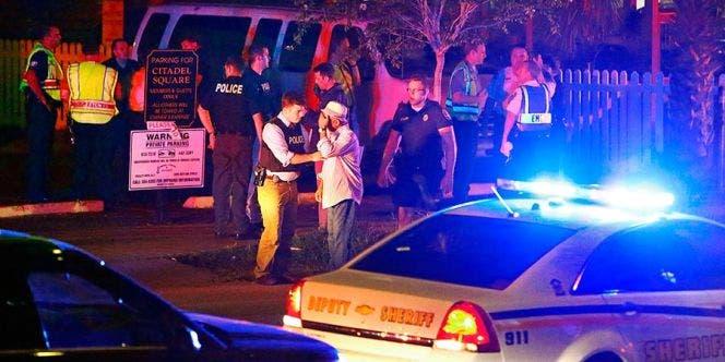 Video: Nueve muertos en un tiroteo en una iglesia de Carolina del Sur