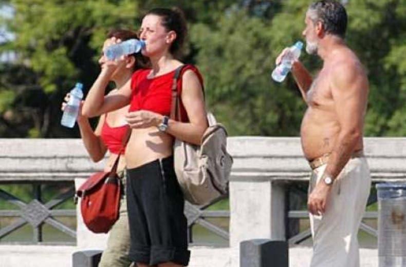 Cardiólogos llaman a  tener cuidado altas temperaturas
