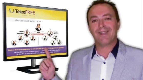 Antonio Rivas, promotor de TelexFree en España.