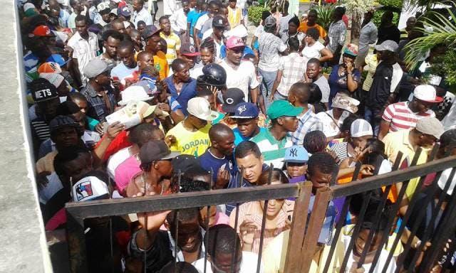 Resultado de imagen para deportaciones de haitianos