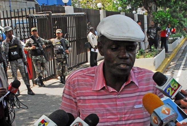 Jesús Núñez, vocero de los trabajadores cañeros/Foto de archivo.