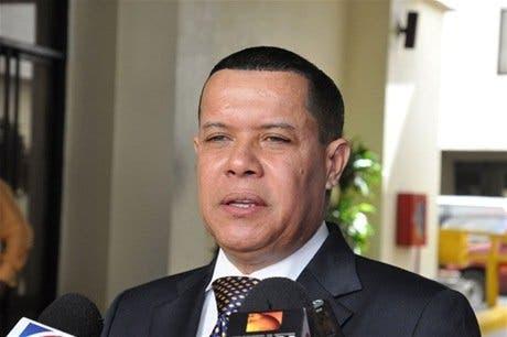 Exdiputado Ruddy González. Foto de archivo.