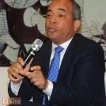 Ruben Bichara, vicepresidente ejecutivo de la CDEEE.