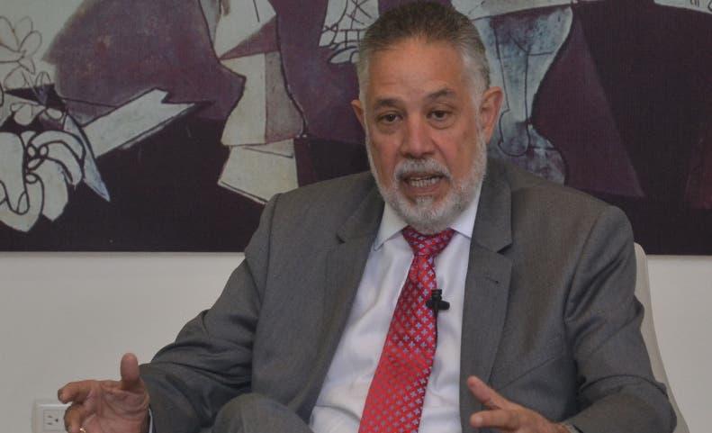 Campos de Moya, presidente de la AIRD.  archivo