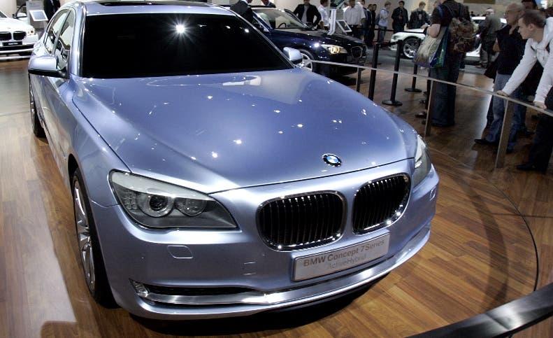 Mal momento de la empresa BMW