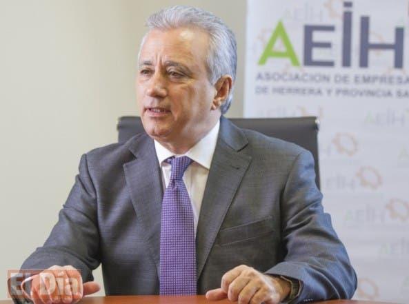 Antonio Taveras Guzmán presidente AEIH