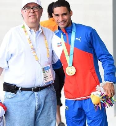 Creso resalta atletas  criollos en Juegos