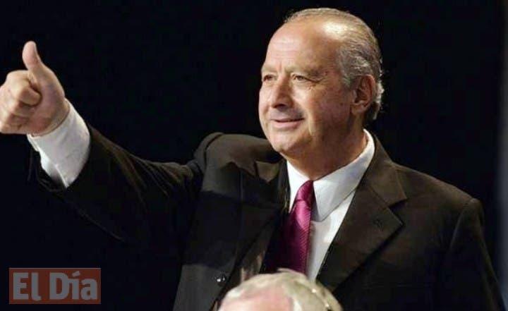 Horacio Muratore, electo presidente de Fiba Mundial 28-8-14.