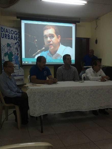 Conversatorio Diálogo Urbano.