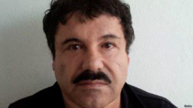 """""""El Chapo Guzmán"""" duró apenas 17 meses recluido en la cárcel de El Altiplano."""