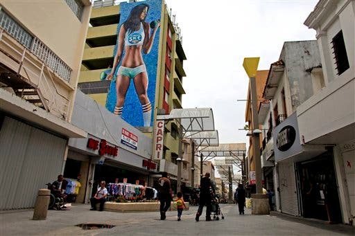 PUERTO RICO-ECONOMIA
