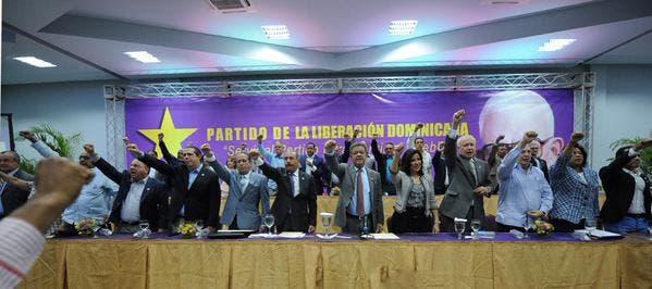 comite central pld