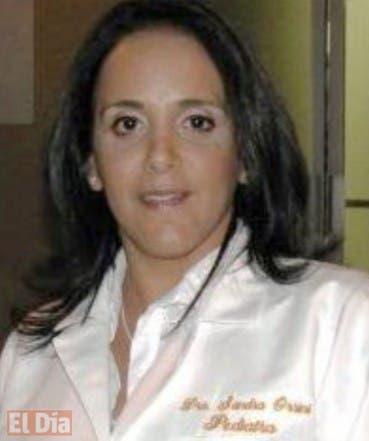 Sociedad Pediatría se queja baja lactancia materna. Dra. Sandra Orsini