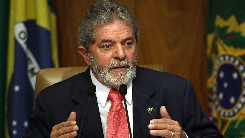 BRAZIL-LULA DA SILVA