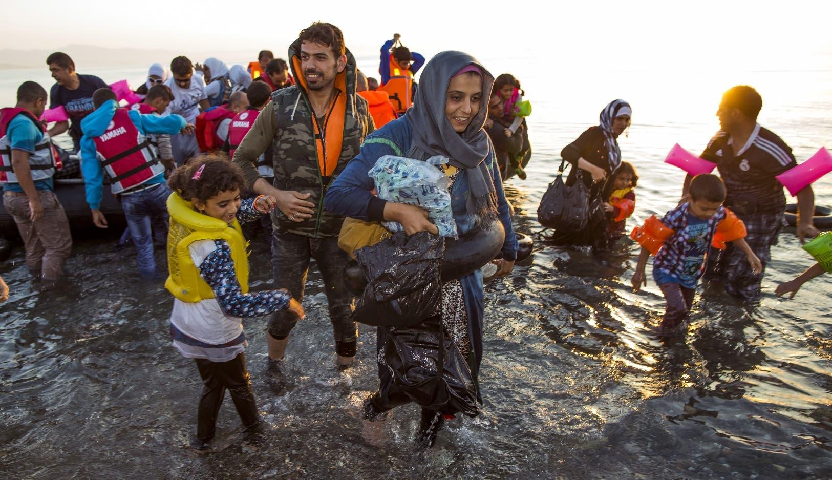 Inglaterra y Francia enfrentan migración