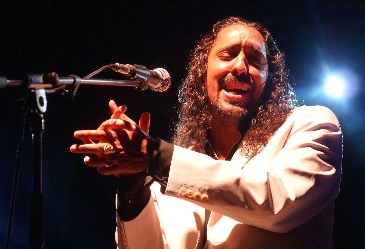 Cancelan el concierto de Diego El Cigala en Moscú