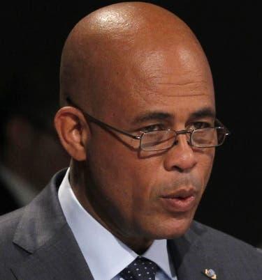 Un insulto de  Martelly fragmenta el  gobierno