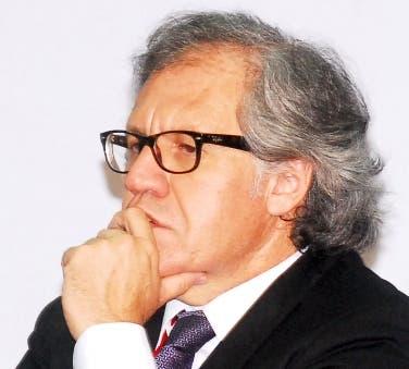 """Almagro, preocupado por """"credibilidad"""" de quienes deciden juicio a Rousseff"""