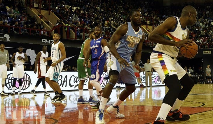 South Africa NBA Basketball