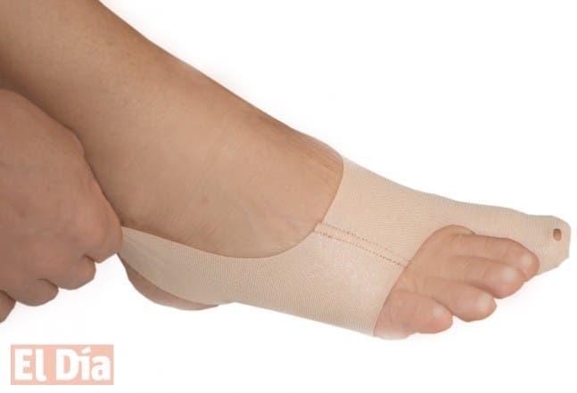 El uso de un buen calzado evita las malformaciones en los pies