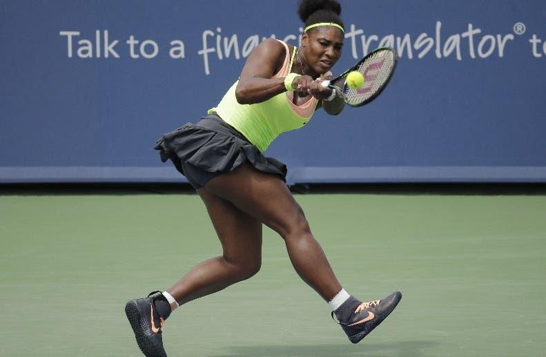 Serena Williams, Tsvetana Pironkova