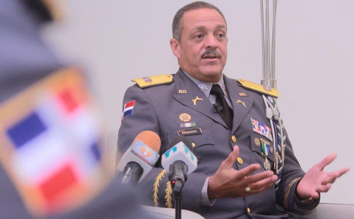 Jefe de la PN se reúne con una comisión de Panamá para tratar temas de Pandillas