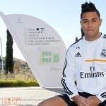 Mariano Díaz-Futbol-REAL  MADRID